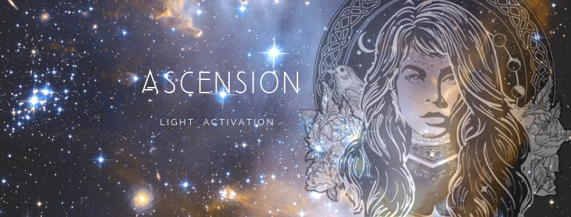 ASCENSION is allowing The Light