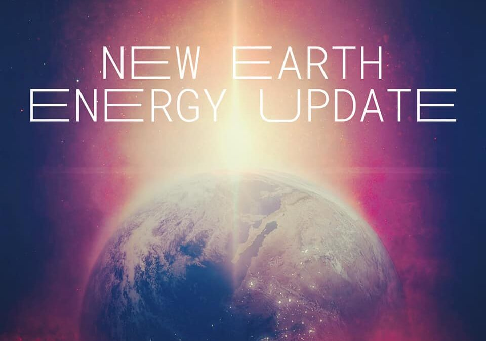 The energies are being felt all over this planet.